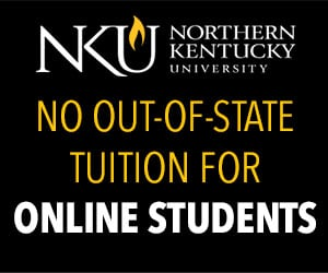 No out-of-state fees for NKU online students