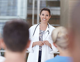 Master of Science in Nursing – Nurse Executive Leadership Concentration Online